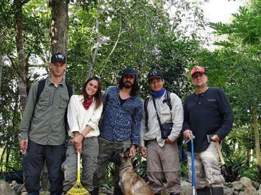#ComprometidosConElPlanetaAlumnos de Biología hicieron un trabajo de campo en México