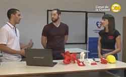 Entrevista a estudiantes de Ingeniería Biomédica UF