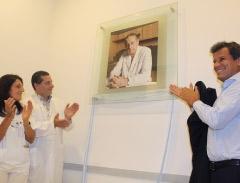 El Dr. Manes, Rector de la UF en la inauguración de un nuevo Instituto de Neurociencias de la Fundación Favaloro