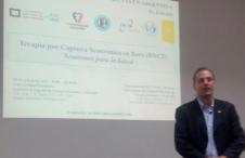 Se realizó el Workshop Terapia por captura neutrónica en boro (BNCT) neutrones para la salud