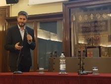 Conferencia internacional del Dr Agustín Ibáñez en el Institute of Advanced Studies de la Università Di Bologna
