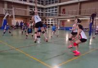 Torneo Interuniversitario: Favaloro clasificó primero para la Copa de Oro en Vóley