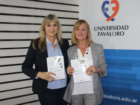 """Presentación del Libro """"OBESIDAD"""" – Ana Cappelletti y Mónica Katz"""