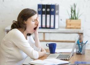 Las consecuencias no tan conocidas de dormir menos de 6 horas por día