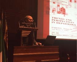 La Universidad de Padova distingue al Dr. Gondolesi
