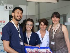 Programa de Acompañamiento a Pacientes Internados: mensajes para el 2018
