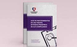 Nueva publicación: Guía de procedimientos en una terapia intensiva pediátrica de alta complejidad
