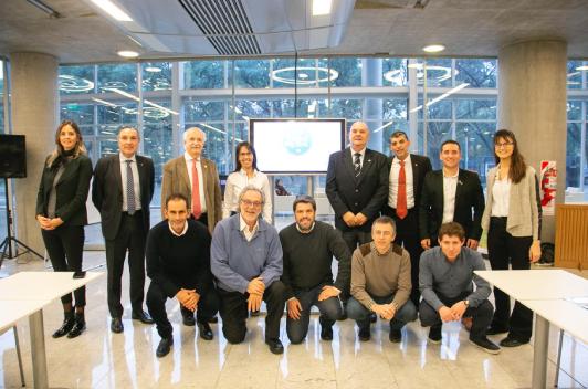 El Instituto de Ciencias del Deporte de la UF celebra una nueva alianza e integra el programa BA CIUDAD ACTIVA