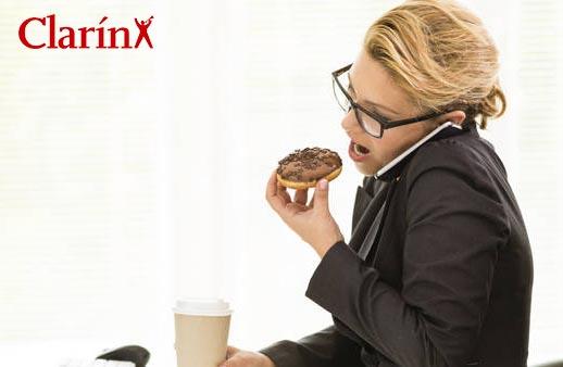 ¿Es cierto que el estrés engorda?