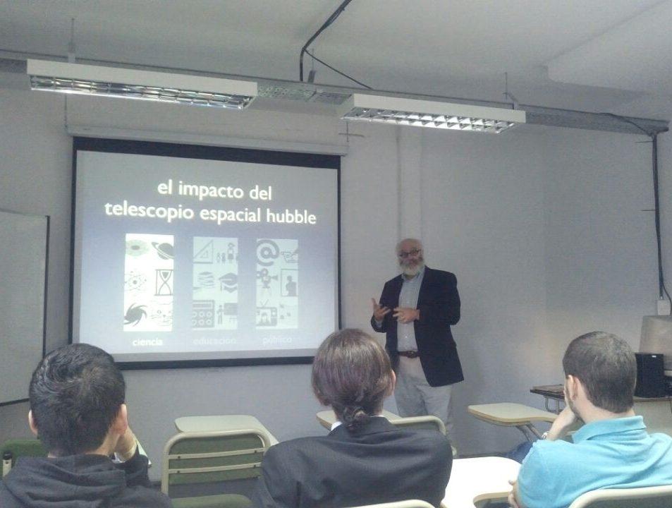 Exposición a cargo del Dr. Daniel Golombek