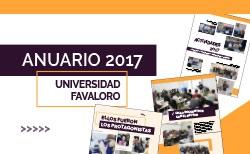 Anuario UF 2017: actividades y logros destacados