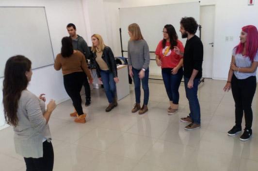 Taller de Teatro para alumnos y egresados UF