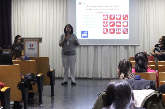 """Se realizó la Jornada """"La automedicación y el personal de Enfermería"""""""