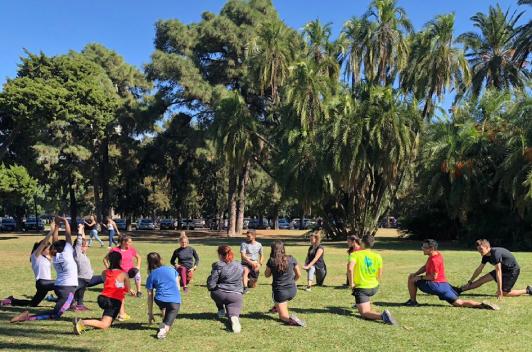 Running en Favaloro