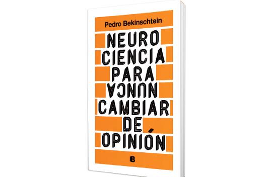 Nuevo libro del Dr. Pedro Bekinschtein, investigador y director de la Maestría de Neurociencias UF