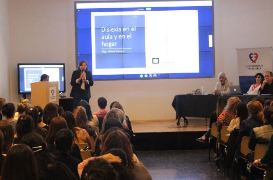 Primera Jornada de Actualización en Dificultades en el Aprendizaje: DISLEXIA