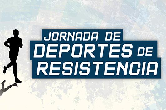 Jornada de Deportes de resistencia – Ciencias del deporte